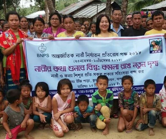 Raise community awareness on social and legal rights
