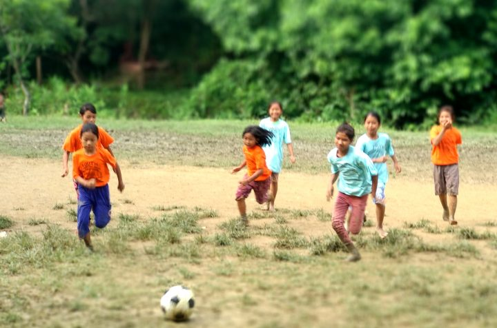 Need to ensure equal participation of girls and women in sports!