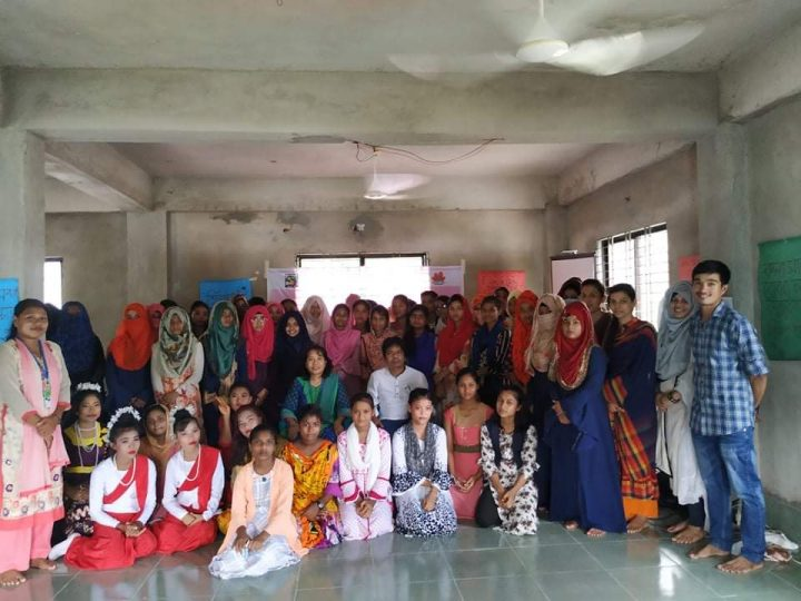 Celebration! of the National Girl Child Day by AKS