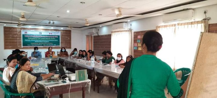 Training On Advocacy Capacity building Of Women Networks