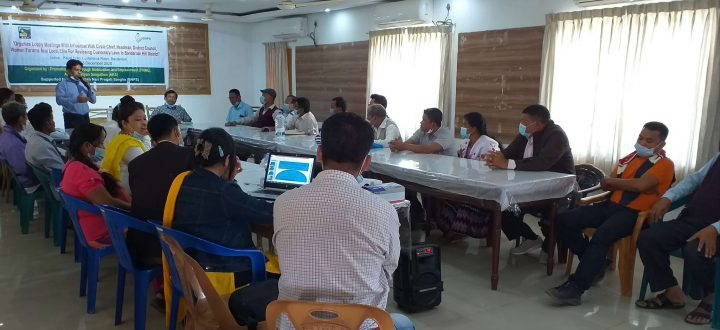 Lobby meeting with Influential with Circle Chief, Headman, District Council, Women Forums and local elite for Reviewing Customary laws in Bandarban